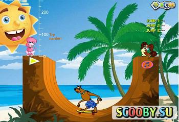 Игры для мальчиков scooby ду